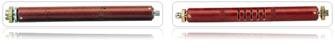 a 7 type fuse on the left and a 11 type fuse on the right