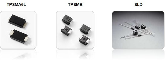 automotive tvs, automotive tvs diodes