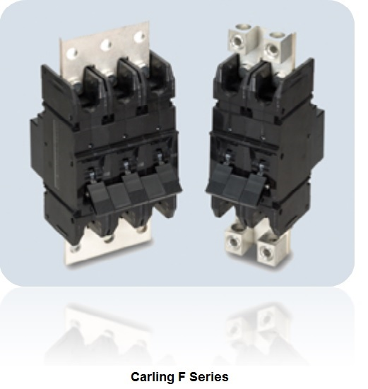 carling hydraulic magnetic f series circuit breaker