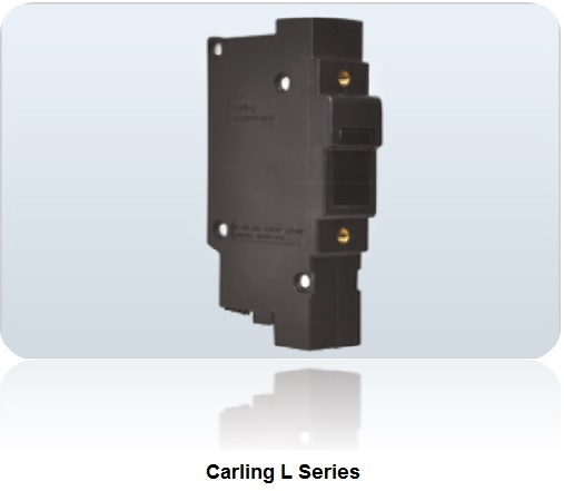carling hydraulic magnetic l series circuit breaker