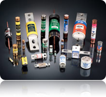 An Assortment of Power Fuses