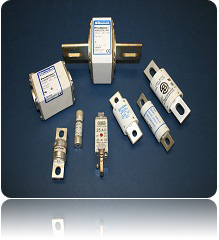 An Assortment of Semiconductor Fuses