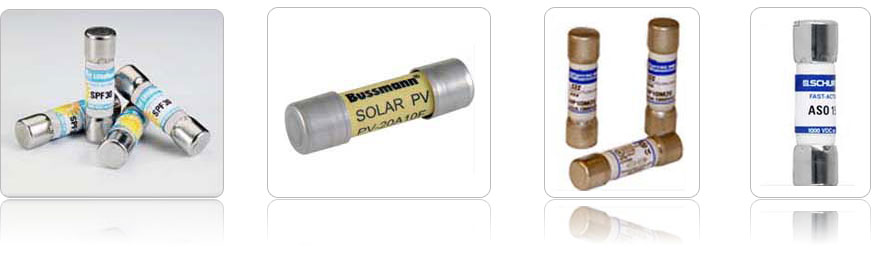 midget solar fuse and solar midget fuse selection